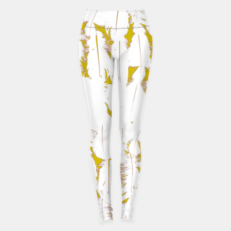 Thumbnail image of MAD MANUHURU Tweet Leggings, Live Heroes