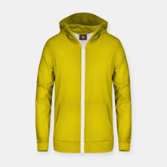 MAD MANUHURU P-Tweet Cotton zip up hoodie thumbnail image