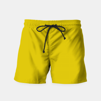 MAD MANUHURU P-Tweet Swim Shorts thumbnail image