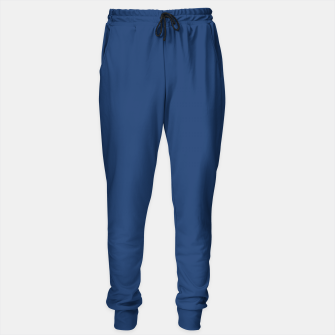 MAD MANUHURU P-Into The Blue Cotton sweatpants thumbnail image