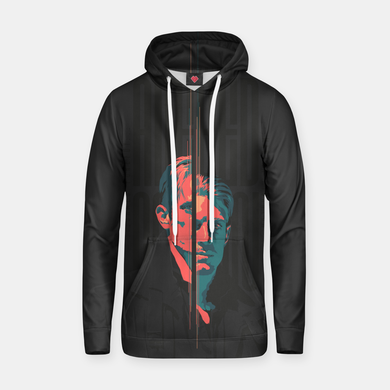 Image of Altered Carbon Cotton hoodie - Live Heroes