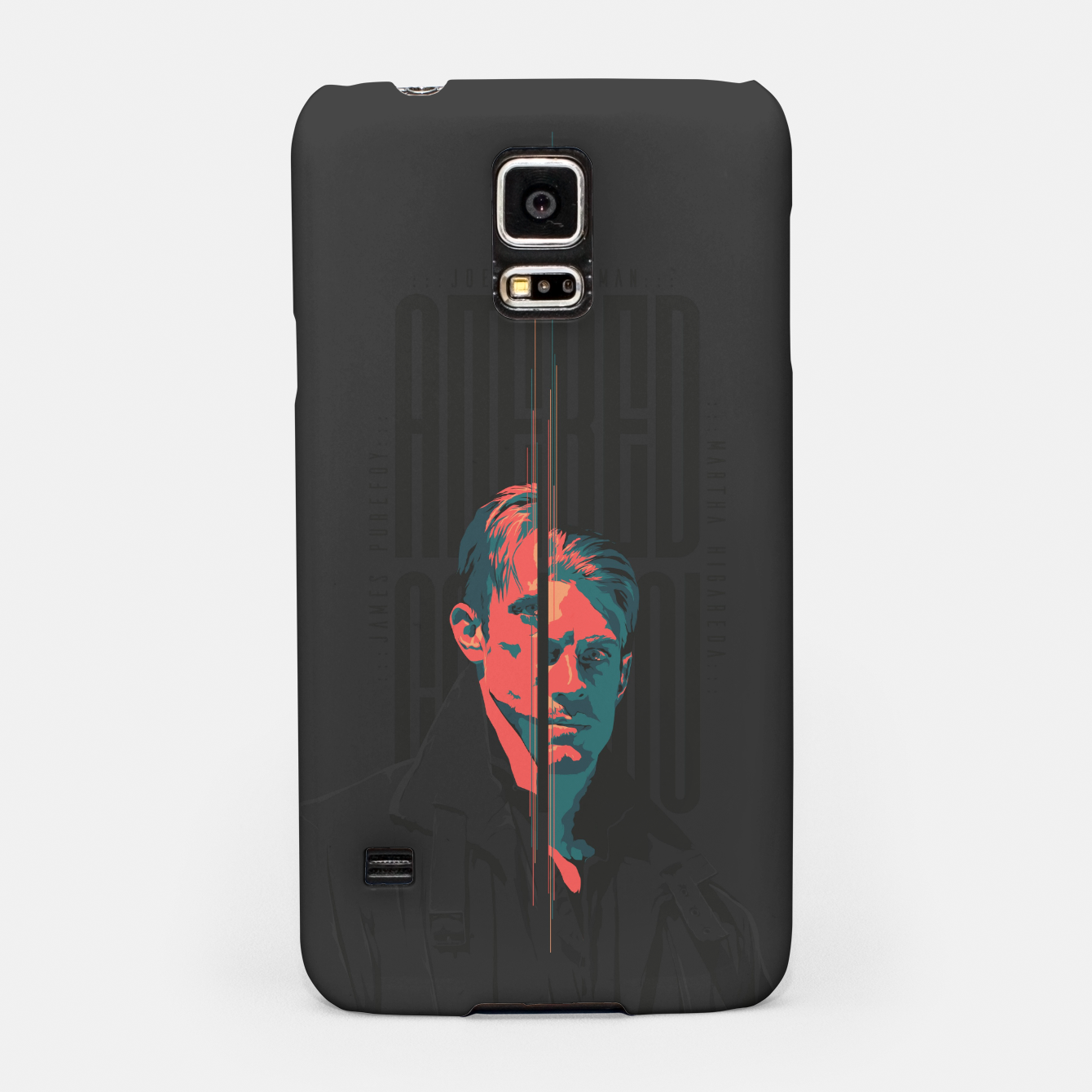 Image of Altered Carbon Samsung Case - Live Heroes
