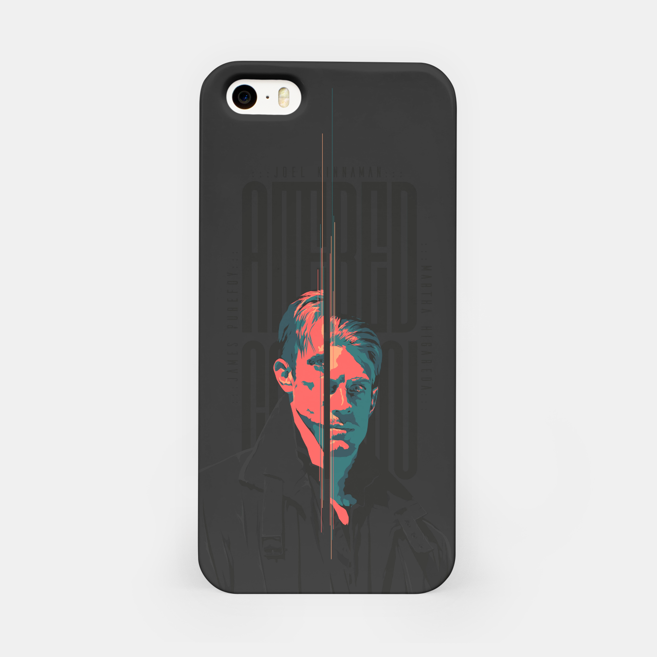 Image of Altered Carbon iPhone Case - Live Heroes