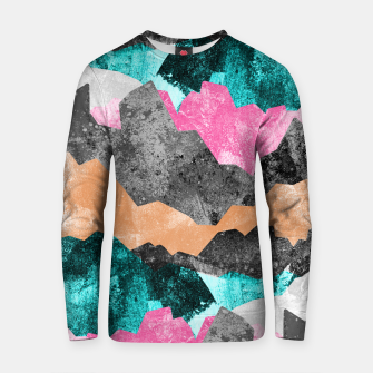 Miniatur Rocks and stones Cotton sweater, Live Heroes