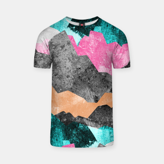 Thumbnail image of Rocks and stones T-shirt, Live Heroes