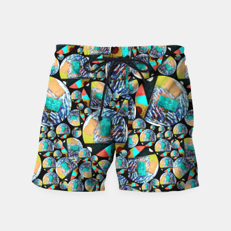 Miniaturka outer space Rush Ambition  Swim Shorts, Live Heroes