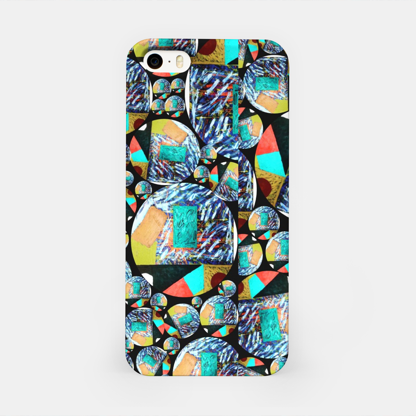 Image of outer space Rush Ambition  iPhone Case - Live Heroes