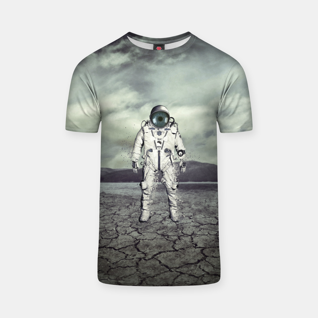 Image of Collage LXXXVI T-shirt - Live Heroes