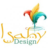 Isahy Design logo, Live Heroes