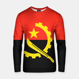 Thumbnail image of  Angola Flag Cotton sweater, Live Heroes