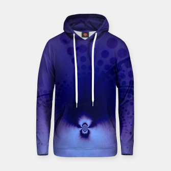 Thumbnail image of Travelling through my imagination Cotton hoodie, Live Heroes