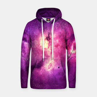 Thumbnail image of Galaxia  Cotton hoodie, Live Heroes