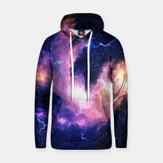 Thumbnail image of Rise of the phoenix Cotton hoodie, Live Heroes