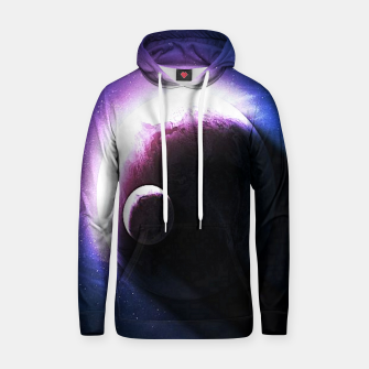 Thumbnail image of Galaxie Cotton hoodie, Live Heroes