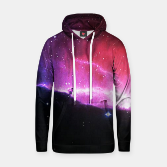 Thumbnail image of Nebulae Cotton hoodie, Live Heroes