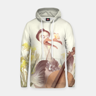 Thumbnail image of The Great Artist Cotton hoodie, Live Heroes