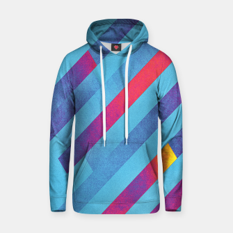 Thumbnail image of Pattern 1  Cotton hoodie, Live Heroes
