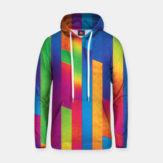 Thumbnail image of Pattern 4  Cotton hoodie, Live Heroes