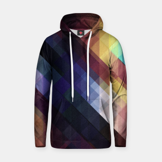 Thumbnail image of Pattern 5 Cotton hoodie, Live Heroes