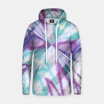 Thumbnail image of Pattern 7  Cotton hoodie, Live Heroes