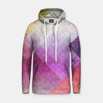 Thumbnail image of Pattern 8 Cotton hoodie, Live Heroes