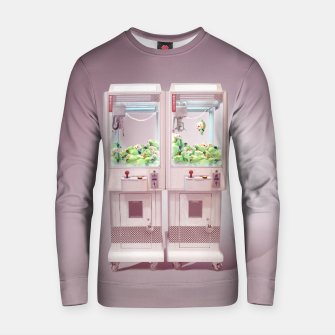 Thumbnail image of Claw Machine Cotton sweater, Live Heroes