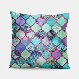 Miniaturka V33 BOHO Traditional Moroccan Design Pillow, Live Heroes