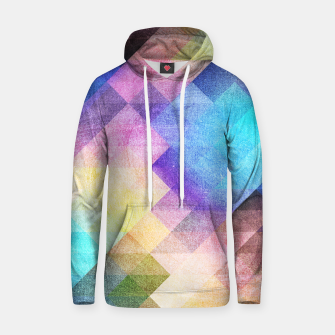Thumbnail image of Pattern 10 Cotton hoodie, Live Heroes