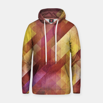 Thumbnail image of Fall pattern 2  Cotton hoodie, Live Heroes