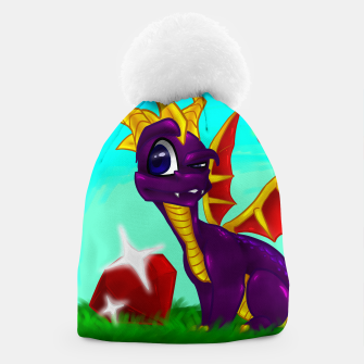 Thumbnail image of Classic Spyro the Dragon Beanie, Live Heroes
