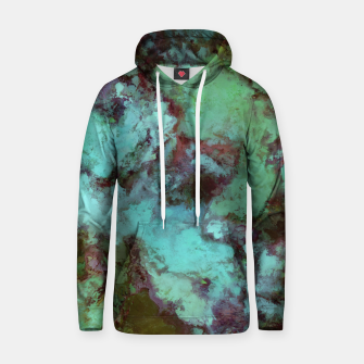 Thumbnail image of Organic decay Cotton hoodie, Live Heroes