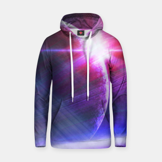 Thumbnail image of Parallel world Cotton hoodie, Live Heroes