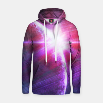 Thumbnail image of Parallel world II Cotton hoodie, Live Heroes