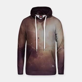 Thumbnail image of Star formation Cotton hoodie, Live Heroes
