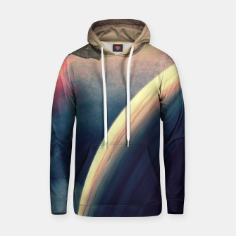 Thumbnail image of Excursion through time Cotton hoodie, Live Heroes
