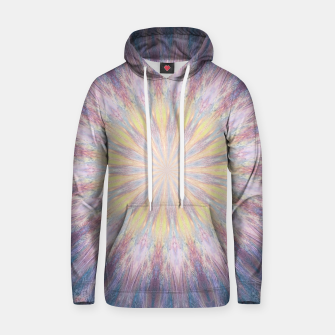 Thumbnail image of Journey through the wormhole Cotton hoodie, Live Heroes