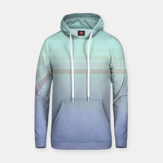Thumbnail image of Horizontal flight (Blue edition)  Cotton hoodie, Live Heroes