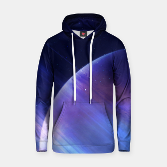 Thumbnail image of Secrets of the galaxy Cotton hoodie, Live Heroes