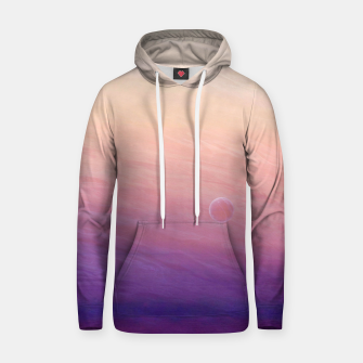 Thumbnail image of Little planet Cotton hoodie, Live Heroes