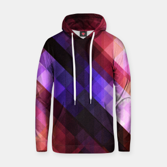 Thumbnail image of Pattern 11 Cotton hoodie, Live Heroes