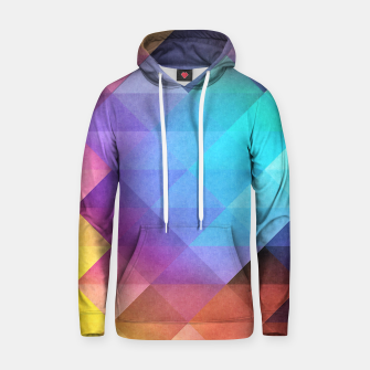 Thumbnail image of Pattern 12 Cotton hoodie, Live Heroes