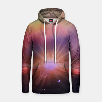 Thumbnail image of Mars rises Cotton hoodie, Live Heroes