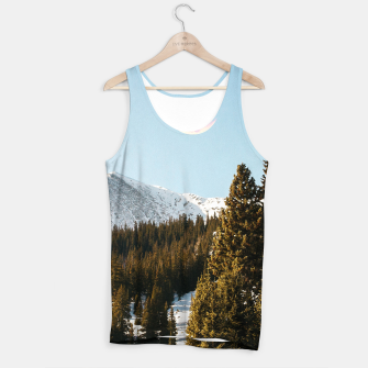 Thumbnail image of Daylight Moon Tank Top, Live Heroes