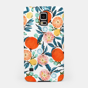 Thumbnail image of Fruit Shower Samsung Case, Live Heroes