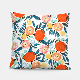 Thumbnail image of Fruit Shower Pillow, Live Heroes