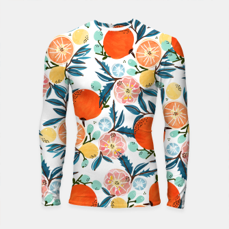 Thumbnail image of Fruit Shower Longsleeve rashguard , Live Heroes