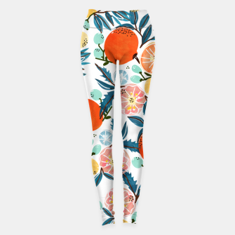 Thumbnail image of Fruit Shower Leggings, Live Heroes