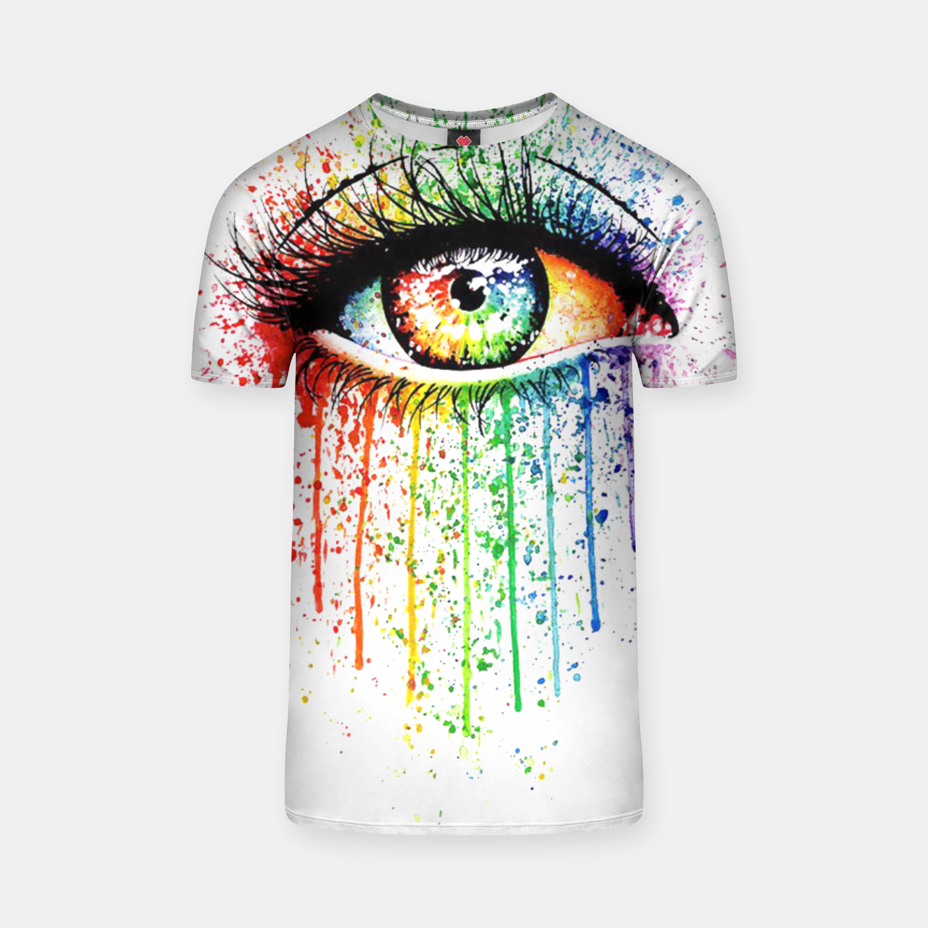 Image of Oeil 2.0 T-shirt - Live Heroes