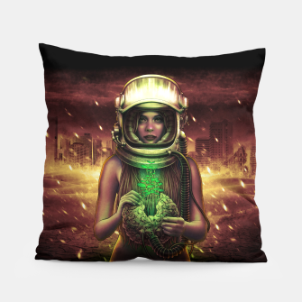 Thumbnail image of Winya No. 135 Pillow, Live Heroes