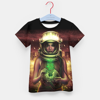 Thumbnail image of Winya No. 135 Kid's t-shirt, Live Heroes